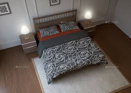 Free Bed Sets Top 10 Fashionable And Warming Bedding Mockups Psd Mockups Medium