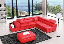 Red Loveseat Ikea Red Leather Loveseat Recliner 2 House Decorations And Furniture