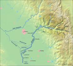 River Map File Kings River Map Jpg Wikimedia Commons