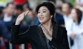Seeking In Dubai Yingluck Seeking Asylum In Uk The Standard