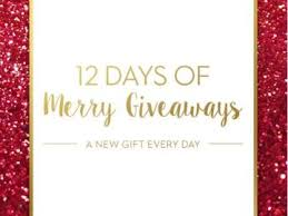 chicos gift cards 12 days of merry sweepstakes