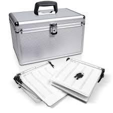 aluminium cd storage case temple u0026 webster
