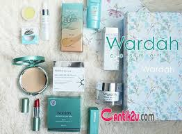 Satu Set Alat Make Up Wardah daftar harga katalog produk wardah kosmetik terbaru 2018