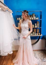 wedding dress stores houston i said yes to the dress bhldn houston bridal salon livvyland
