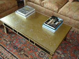 home design outlet refinished table