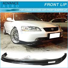 2001 honda accord front bumper for 98 99 00 01 02 honda accord 4dr mugen style urethane front