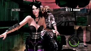 Resident Evil Halloween Costume Resident Evil 5 Mods Mercenaries Public Assembly Pink Sunset