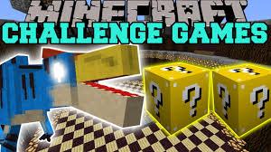 Challenge Minecraft Minecraft Velociprey Challenge Lucky Block Mod Modded