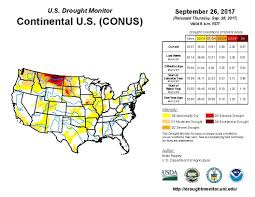 Usa Drought Map by Drought Conditions Continue To Recede In North Dakota North
