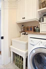 Kohler Laundry Room Sink Kohler Gilford 30 X 22 X 9 1 2 Wall Mount Top Mount Single