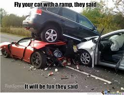 Car Wreck Meme - horrible car crash by sora 101 meme center