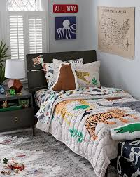 safari themed bedroom boys jungle themed bedroom crate and barrel