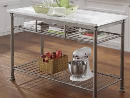 stainless steel butcher table stainless steel work tables with wheels kitchen prep table ikea