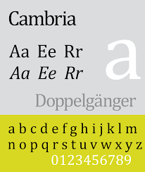 Download Corbel Font Cambria Typeface Wikipedia