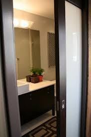 bathroom doors ideas bathroom doors design sliding barn door gap how to add