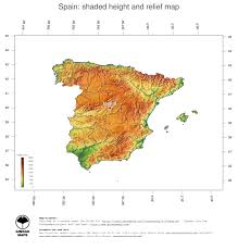 Spain Regions Map by Map Spain Ginkgomaps Continent Europe Region Spain