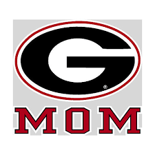 uga alumni sticker of decal of