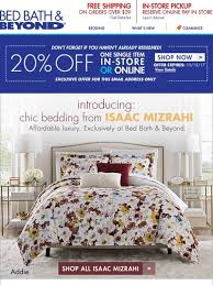 Bed Bath And Beyond Shipping Bed Bath And Beyond New Isaac Mizrahi At Bed Bath U0026 Beyond Plus