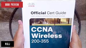 book preview ccna wireless 200 355 official cert guide