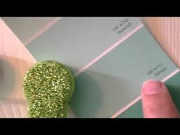 sherwin williams sw 6485 raindrop and sw 6751 refresh youtube