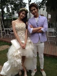 Wedding Dress Drama Korea Love Rain Snsd Yoona Drama U0027love Rain U0027 Wedding Selcas Love