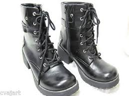 womens combat boots size 9 no boundaries s black combat motorcycle boots size 9 ebay