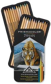 prismacolor watercolor pencils products center for touch drawing