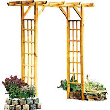 Argos Christmas Garden Decorations by Buy Windermere Wooden Garden Arch At Argos Co Uk Visit Argos Co
