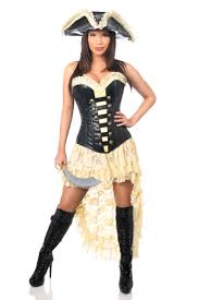 plus size costumes plus size halloween costumes cheap plus size sexy brown top drawer plus size 4 pc pirate wench costume