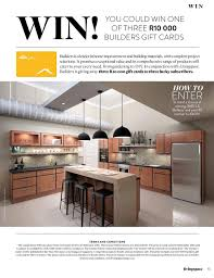 builders warehouse gift card competition livingspace