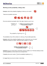 probability and odds worksheet free worksheets library download
