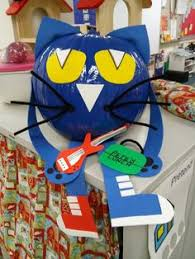 Pete The Cat Classroom Decorations Pete The Cat Pumpkin Halloween Pinterest Cat Pumpkin Cat