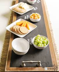 diy tray how to make a diy chalkboard serving tray