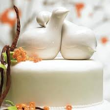 birds wedding cake toppers birds wedding cake topper candy cake weddings