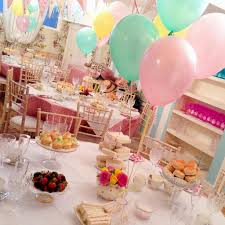 vintage tea party table decorations decorating of party