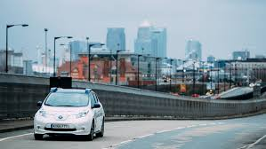 nissan australia map update autonomy in the uk riding in nissan u0027s driverless leaf in east