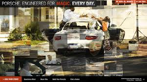 porsche ads porsche engineered for magic everyday the inspiration room