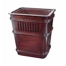 Kitchen Garbage Can Cabinet Modern Feel Waste Can Modern Bathroom Bin Galvanized Metal Trash