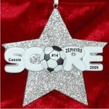 12 best soccer ornaments images on ornaments