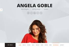 personal portfolio template personal resume website template u2013 brianhans me