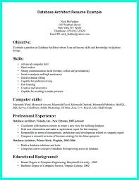 Interest In Resume Sample by Data Architect Resume 22 Nice Outstanding Data Architect Resume