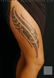 60 thigh tattoo ideas thighs maori and tattoo