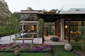 Courtyard Home Gallery Of The Courtyard House Hiren Patel Architects 9