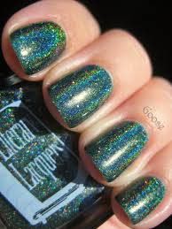 goose u0027s glitter literary lacquers a thousand christmas trees