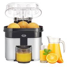 the cuh 90w double orange citrus juicer with pulp separator