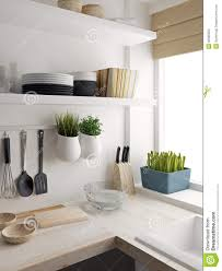 Furniture Of Kitchen by Closeup Of Kitchen Room Design Stock Photo Image 36595950
