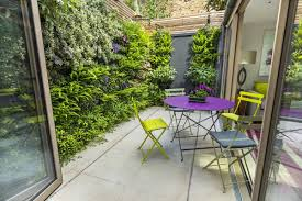 garden ideas with stone