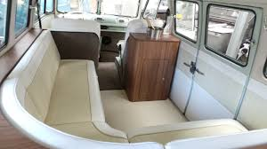 volkswagen van interior angus vw new kid on the block deeside classic campers