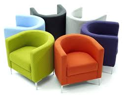 Colorful Chairs For Living Room Contemporary Swivel Chairs Home Swivel Chairs For Living Room
