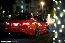 lexus gs430 tyre size yogi u0027s super sedan is race car a style speedhunters